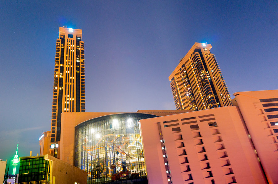 Awesome Times In Our Berjaya Times Square Hotel Review, Kuala Lumpur, Malaysia