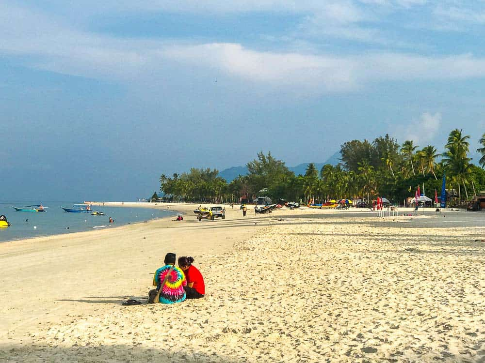Malaysia best beaches in Langkawi