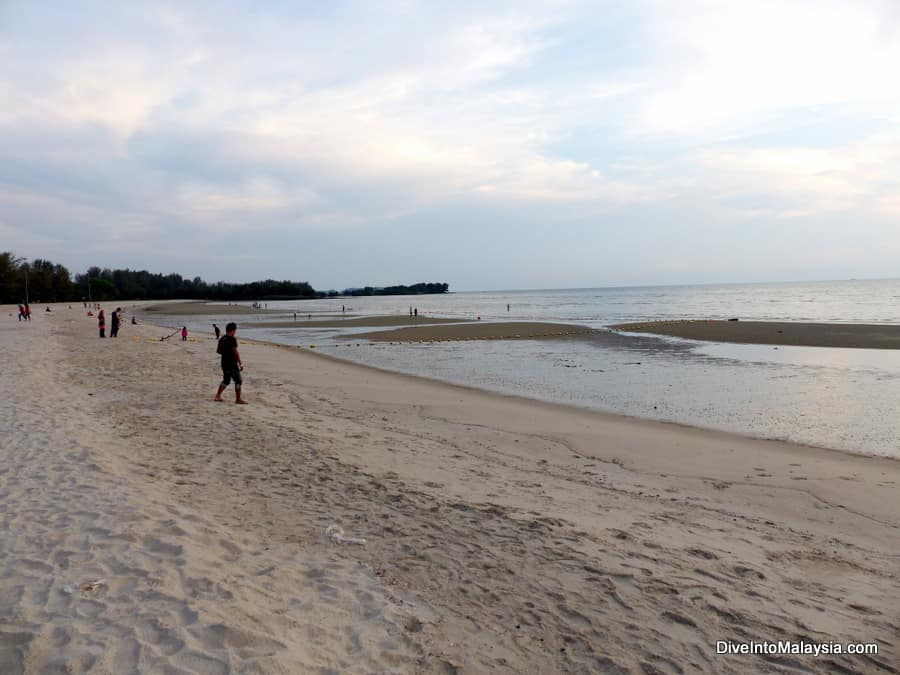 Pantai Saujana, Port DIckson when looking for what to do Port Dickson