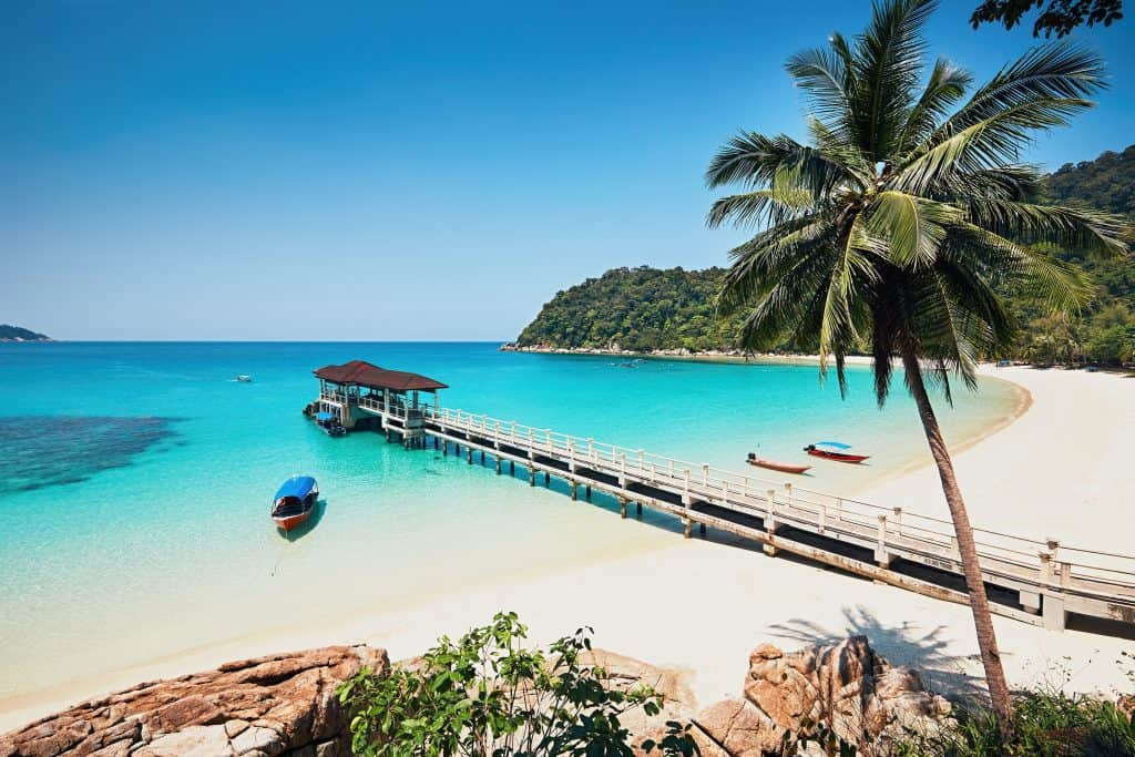 Perhentian Islands...