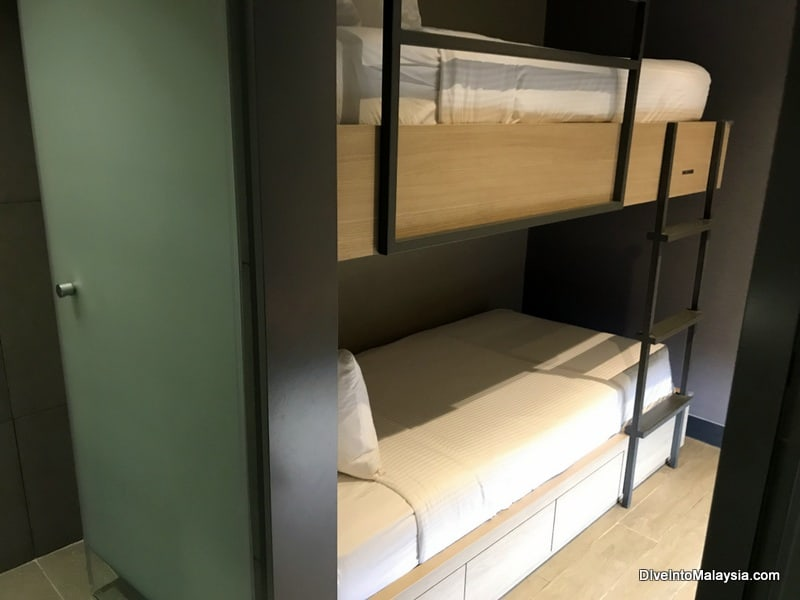 Plaza Premium Lounge Transit Hotel KLIA2 Review