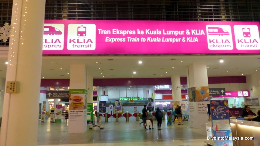 klia2 to klia transit station