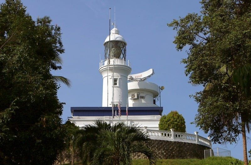 Cape Rachado Lighthouse,