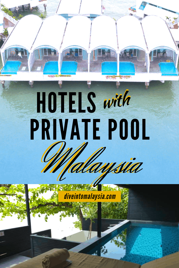 Best Choices For A Hotel With Private Pool Malaysia [2019]
