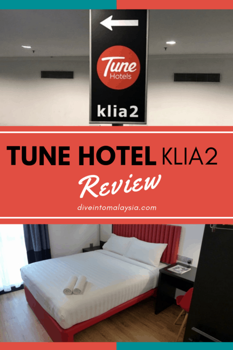 Airport Stopover? Tune Hotel KLIA2 Review [2019]