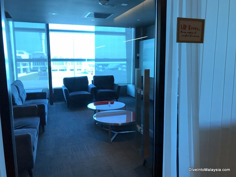 VIP are in Air Asia red lounge