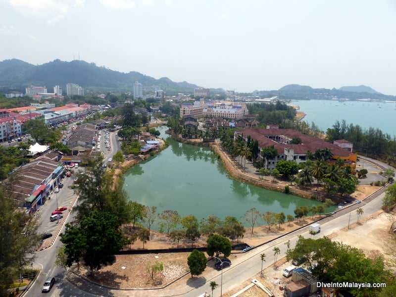 new attraction in langkawi Kuah town