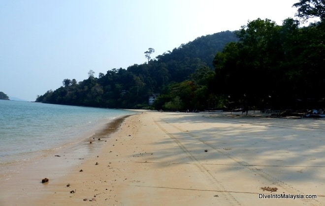 where to stay in Langkawi beach Andaman
