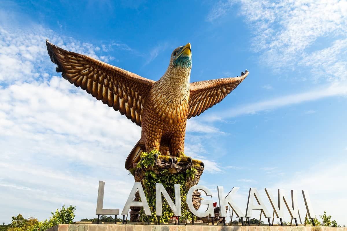 Eagle Square, L:angkawi