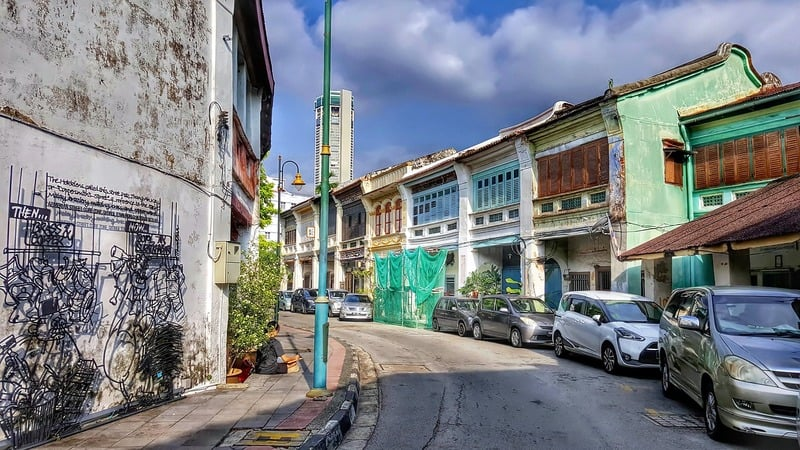 best stay in Penang at Georgetown
