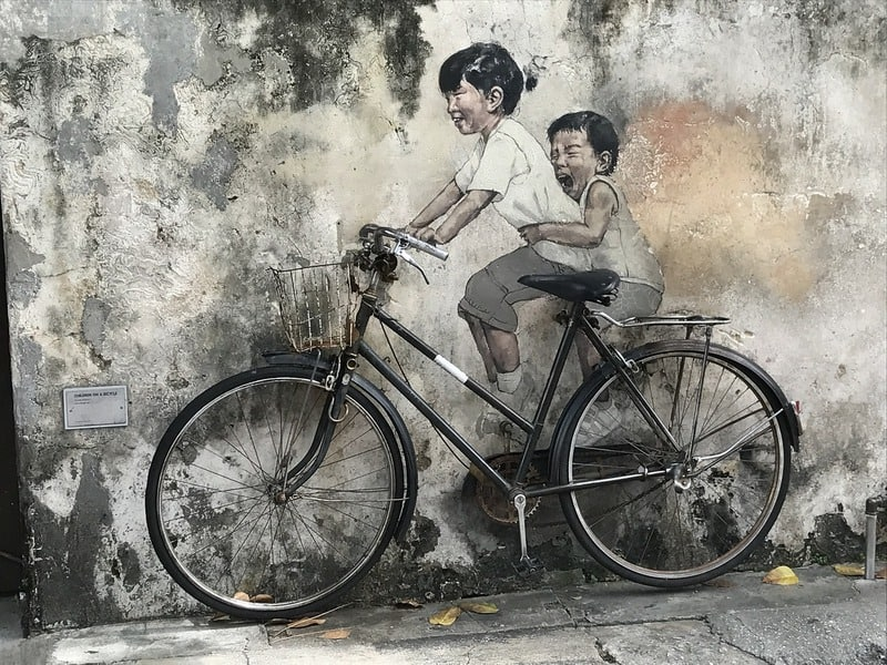 top 5 hotels in Penang near street art