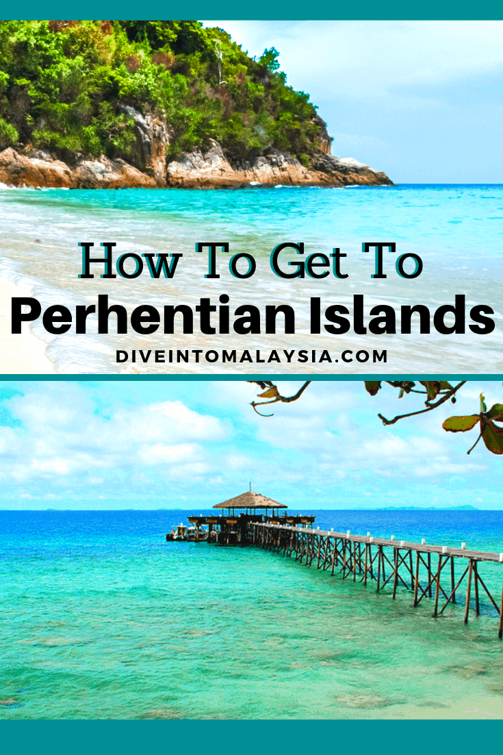 Exactly How To Get To Perhentian Islands [2019]