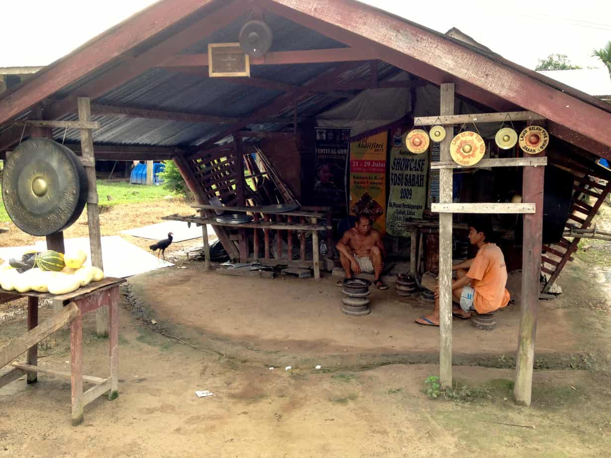 Handicraft Village things to do in borneo malaysia