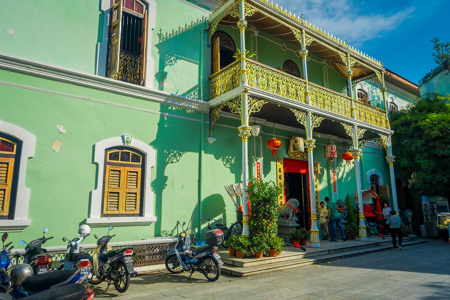 what to do in Penang blog Peranakan Mansion