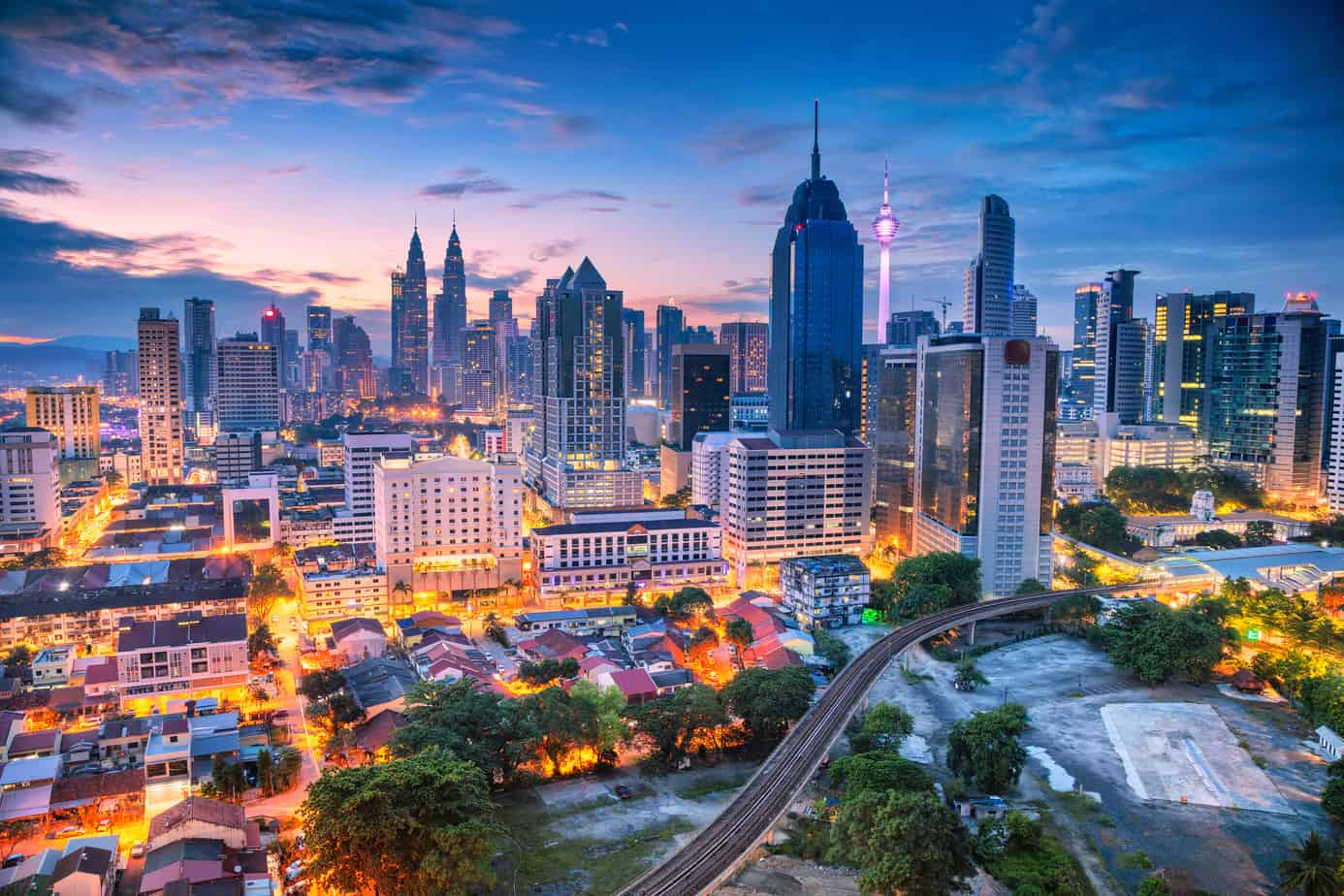 Exactly Where To Stay In Kuala Lumpur [2021]