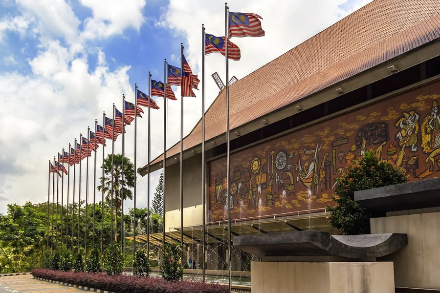 Kuala Lumpur sightseeing places National Museum