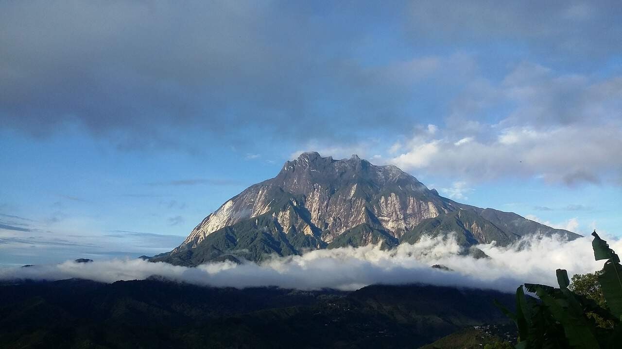 Mount Kinabalu things to do in Borneo sabah
