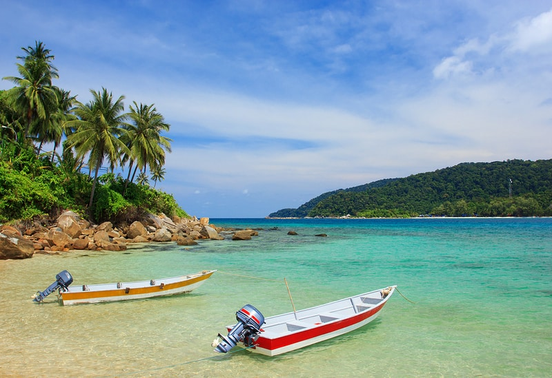Perhentian when to go