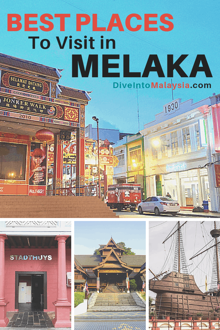22 Best Places To Visit In Melaka