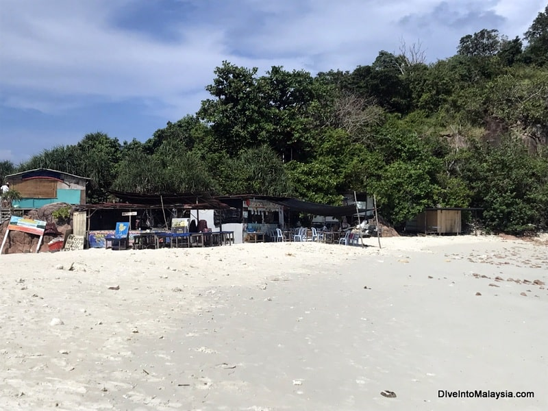 Restaurants on Redang Island