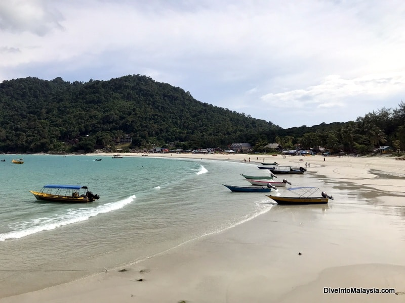 resort long beach Perhentian