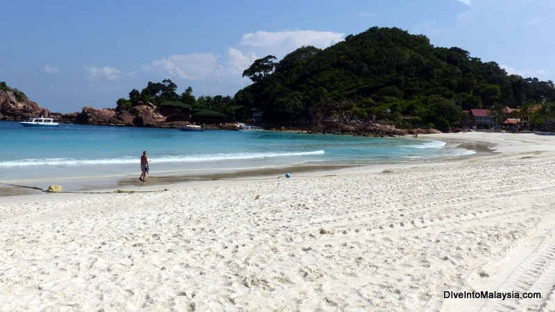 Long Beach or Pasir Panjang, Redang Island