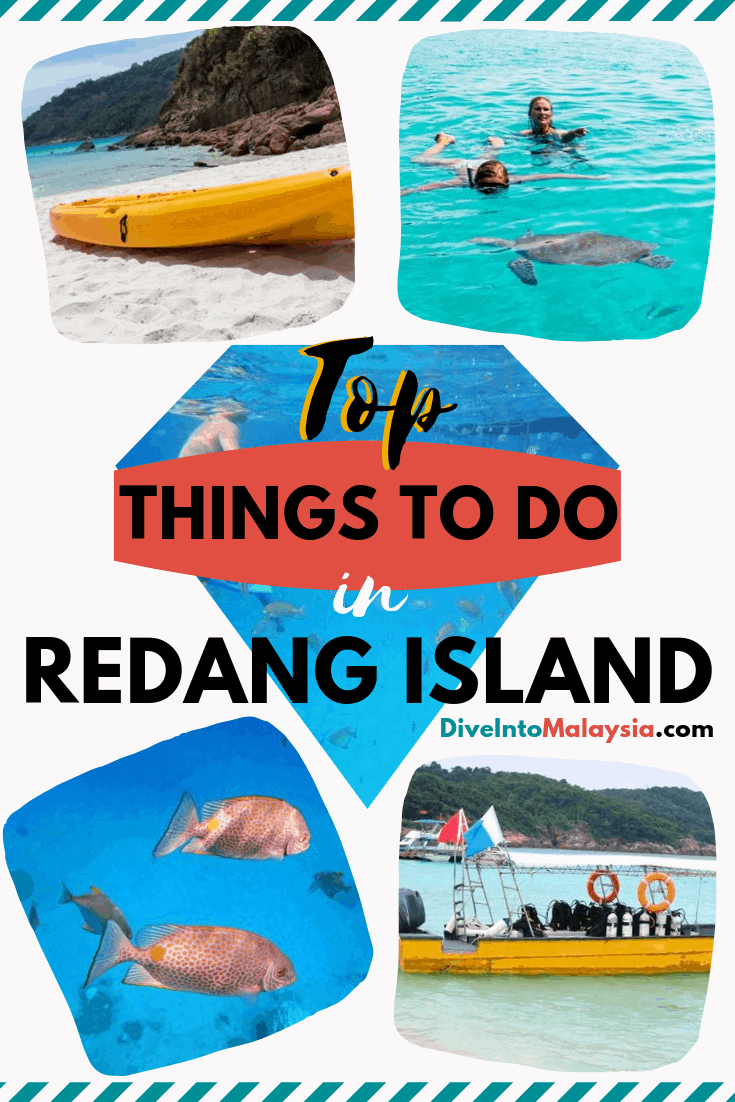 Top 10 Things To Do In Redang Island [2019]