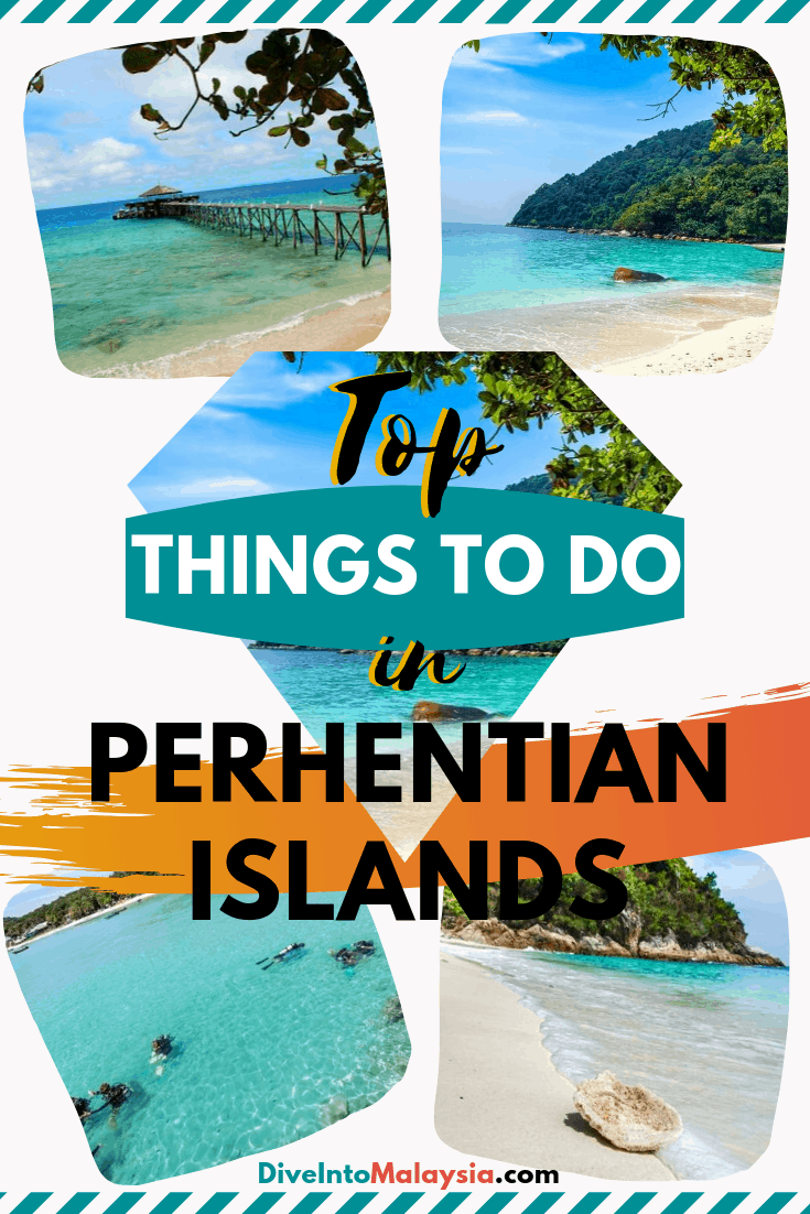 Top 15 Things To Do In Perhentian Islands [2019]