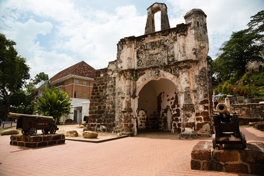 interesting place in Malacca