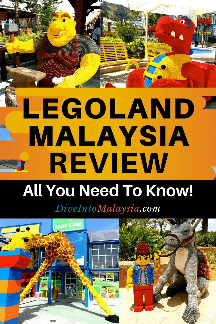 Legoland Malaysia Review: All You Need To Know! [2021]