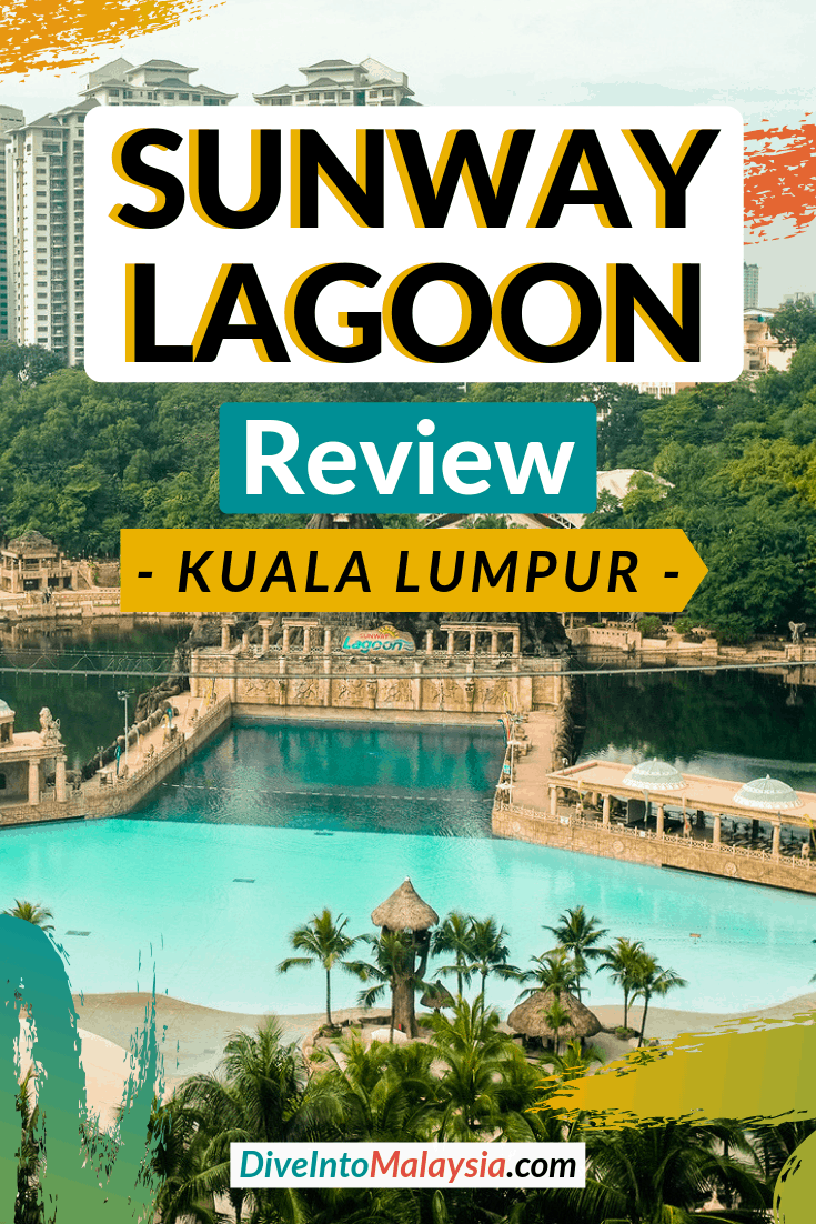 The Most Fun In KL? Sunway Lagoon Review [2021]