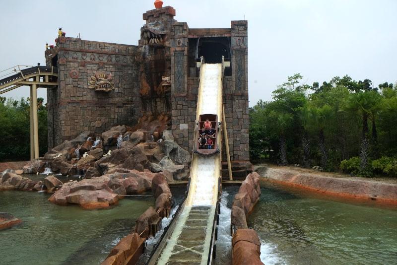 Dino Island Legoland Malaysia review