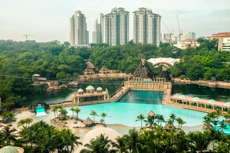Best Hotels Near Sunway Lagoon Theme Park Kuala Lumpur For All Budgets