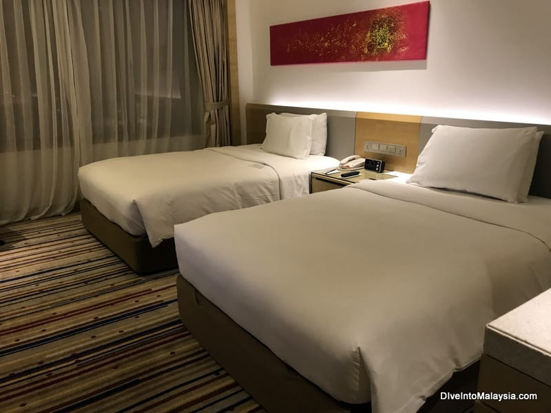 DoubleTree Hilton JB Review