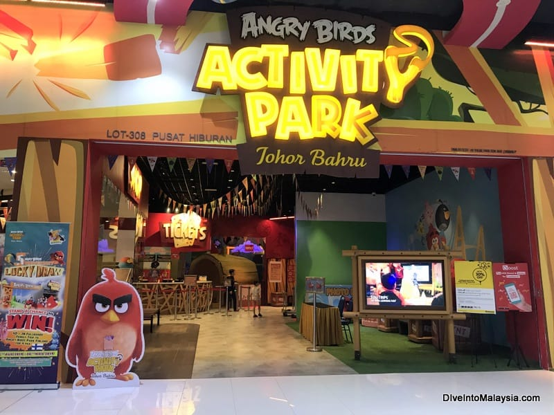 Angry Birds Activity Park Review