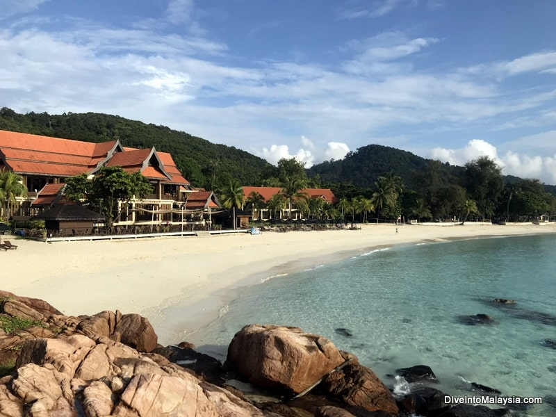 Laguna Redang Island Resort review