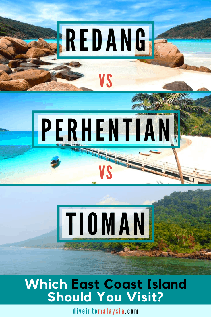 Redang vs Perhentian vs Tioman: Which East Coast Island Should You Visit?