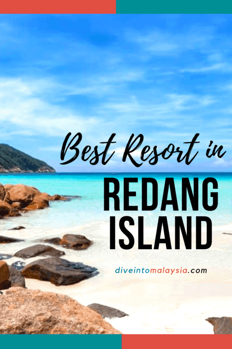 Best Resort In Redang Island: Top 7 Best Options! [2019]
