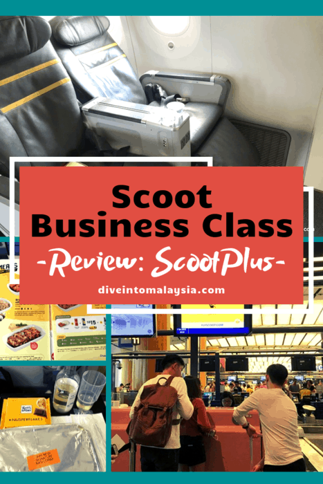 Scoot Business Class Review: ScootPlus [2019]