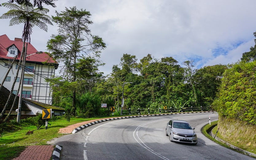 How To Travel From Ipoh To Cameron Highlands