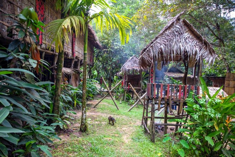 Mari Mari Cultural Village Kota Kinabalu