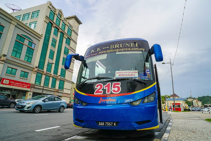 EXACTLY How To Get From Kota Kinabalu To Brunei [2020]