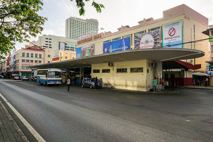 Sandakan Central Bus Station