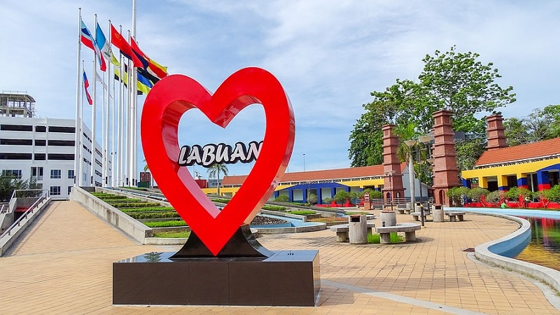 EXACTLY How To Go From Kota Kinabalu to Labuan [2021]