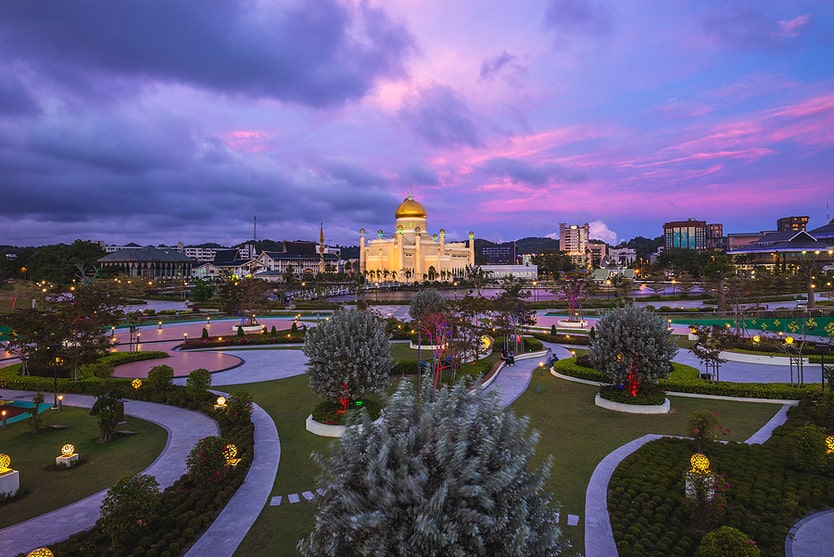 How To Get to Kota Kinabalu To Brunei