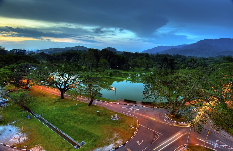 Best Hotels In Taiping