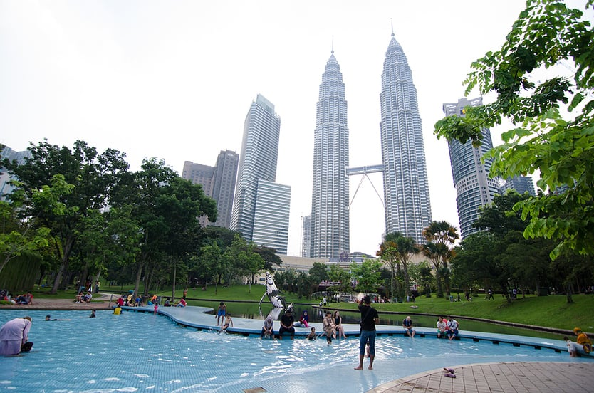 KLCC Playground Pool