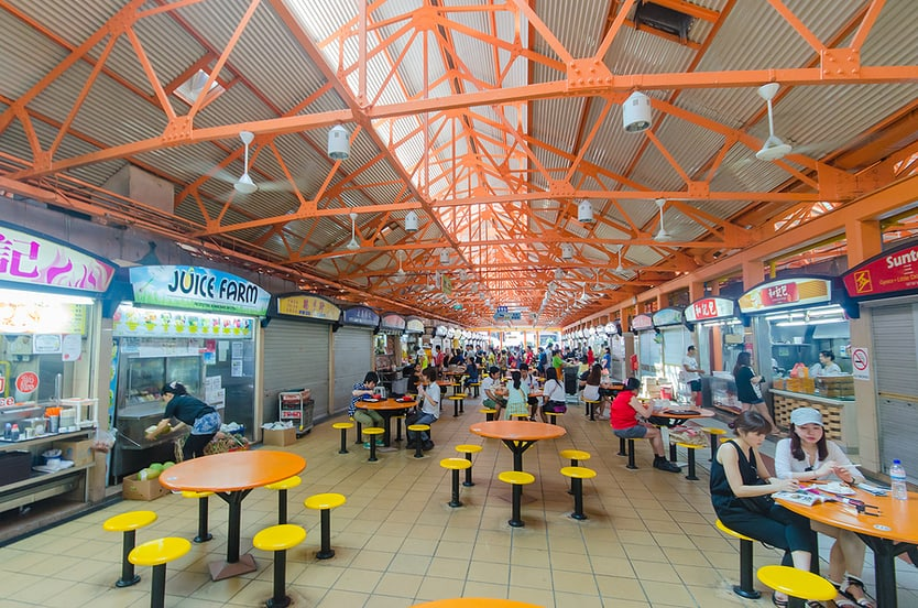 Maxwell Road Hawker Food Centre