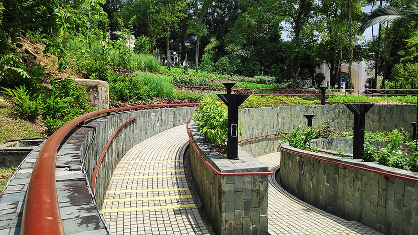 Fort Canning Green Park